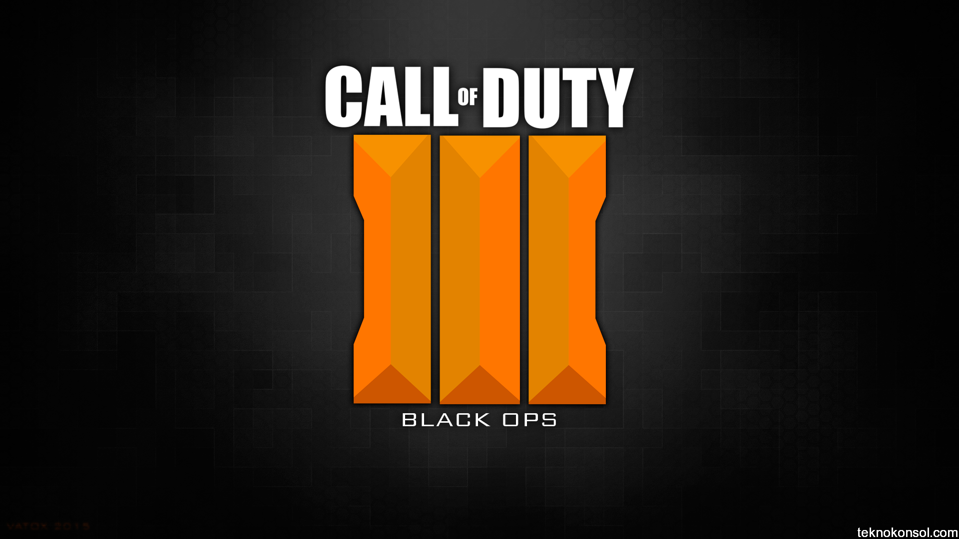 how to draw black ops 3 logo