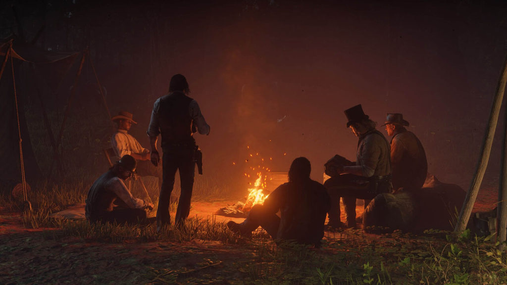 Red Dead Redemption 2'nin ana hikayesi